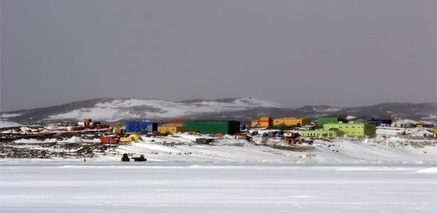 Estação de pesquisa Davis Antartida