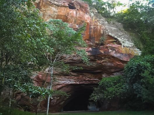 gruta itambe